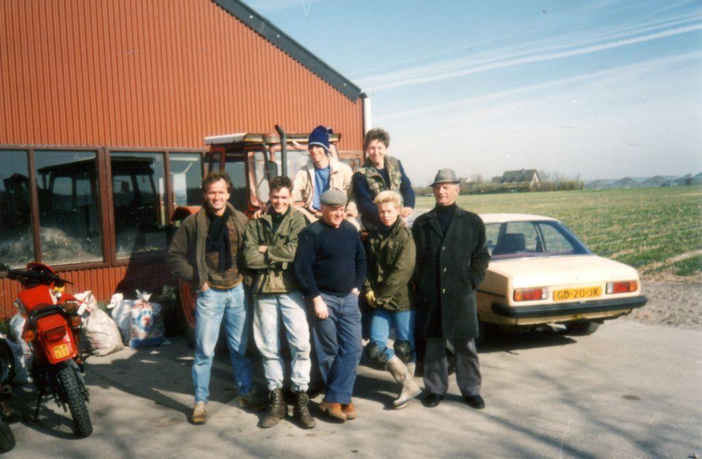 Staff photo 1988.